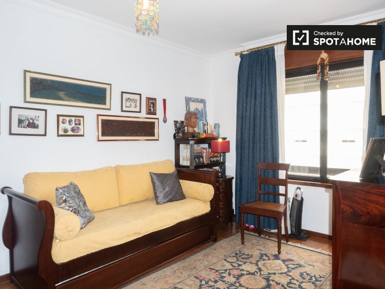 Lovely room for rent in Oeiras, Lisbon