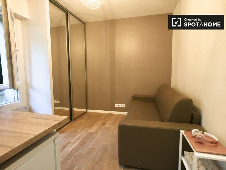 Charming studio for rent in 12th arrondissement, Paris