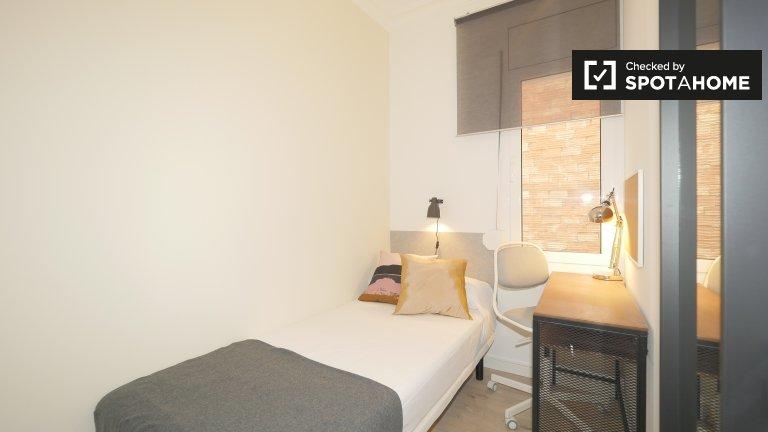 Przytulny pokój do wynajęcia w Gràcia, Barcelona