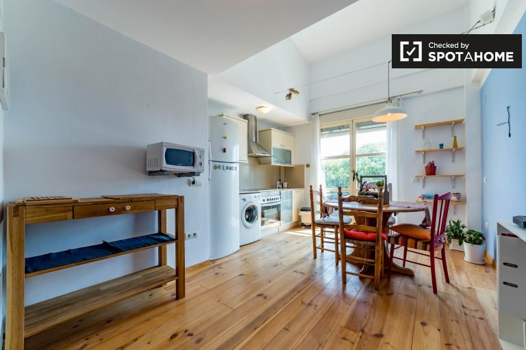 1 pokojowe mieszkanie do wynajęcia na Poblats Marítims, Valencia