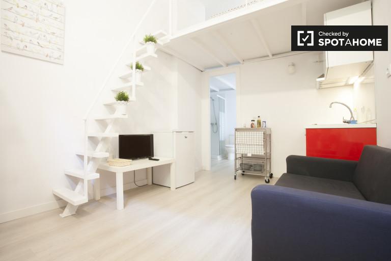 Studio Apartment With Mezzanine studio apartments for rent in seville | spotahome