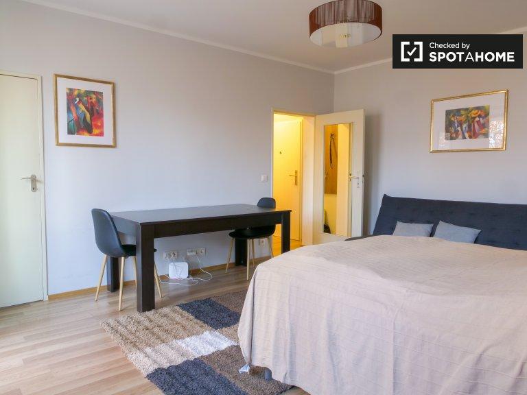 Elegante apartamento de 1 dormitorio en alquiler en Charlottenburg