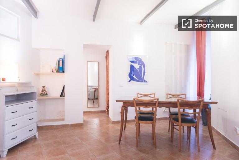 Renovated Studio near train station in Torpignattara - Rome