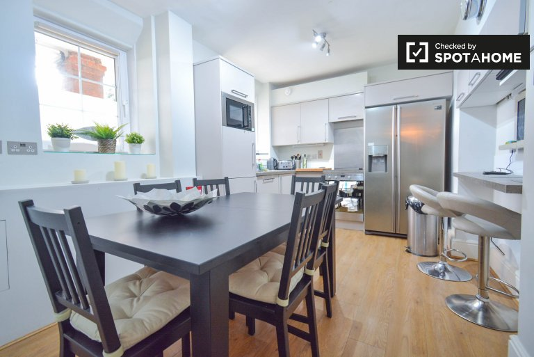 Gorgeous 4-bedroom flat to rent in Lambeth, London