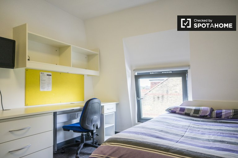 Monolocale in residenza in affitto a Hammersmith, Londra