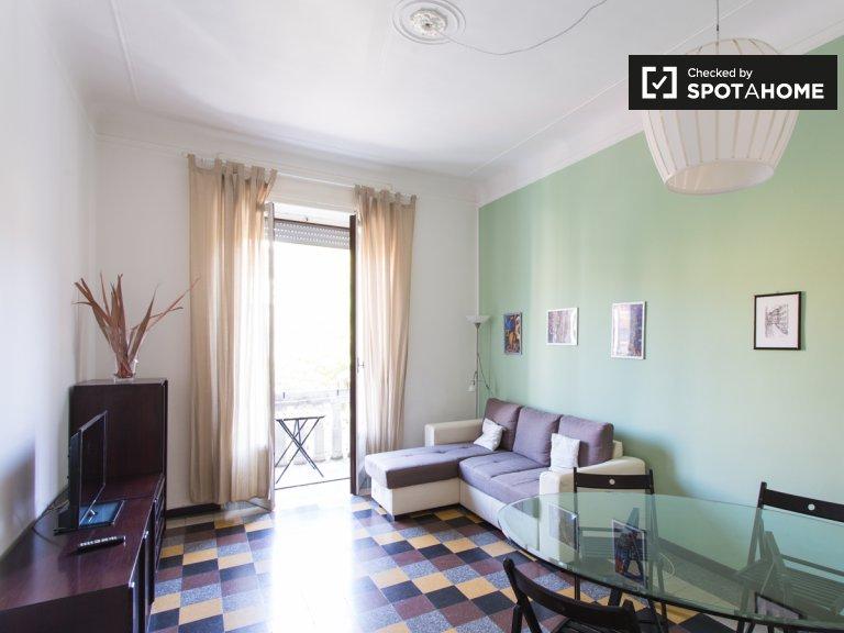 Apartamento de 1 quarto para alugar em Giambellino, Milão