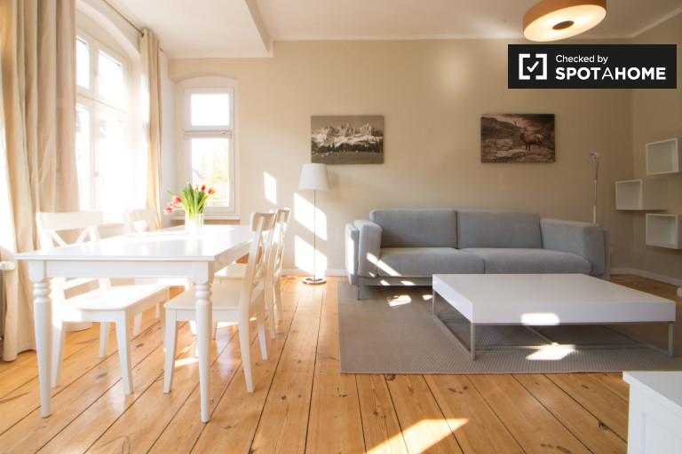 appartamento in affitto a Friedrichshain, Berlino 1-camera da letto