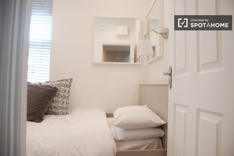 Bright Studio with Utilities Included in Downtown Dublin