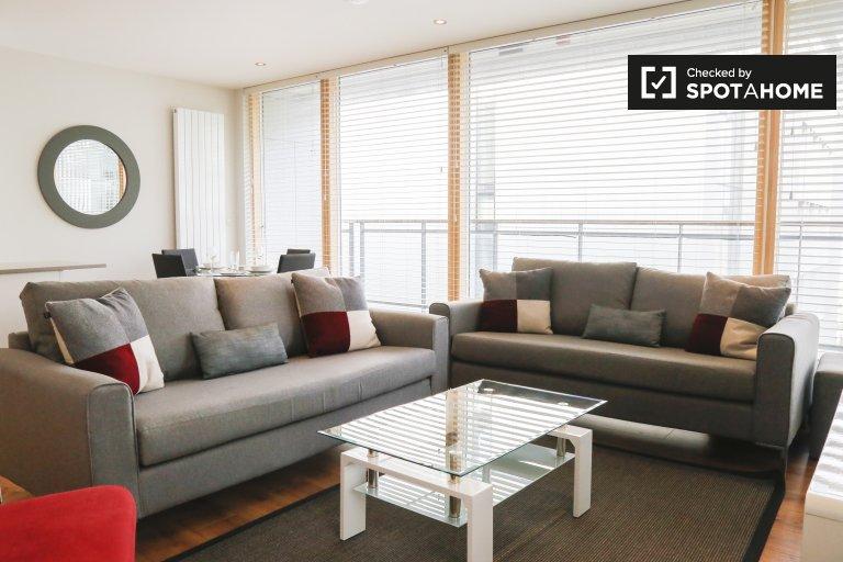 Elegante apartamento de 2 quartos para alugar em Sandyford, Dublin