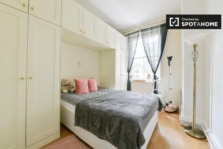 Elegant room to rent in Chelsea, London