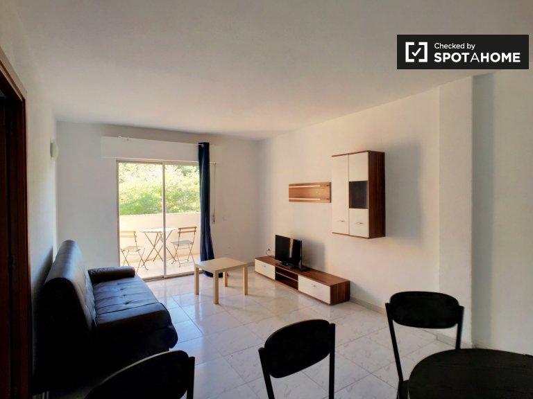Appartement lumineux de 4 chambres à louer à Alcalá de Henares