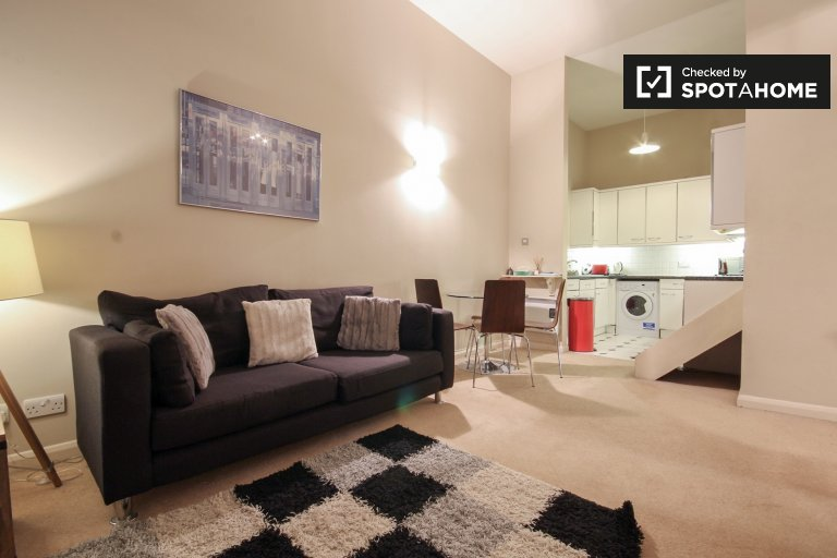 Central 2-bedroom apartment to rent in City of London
