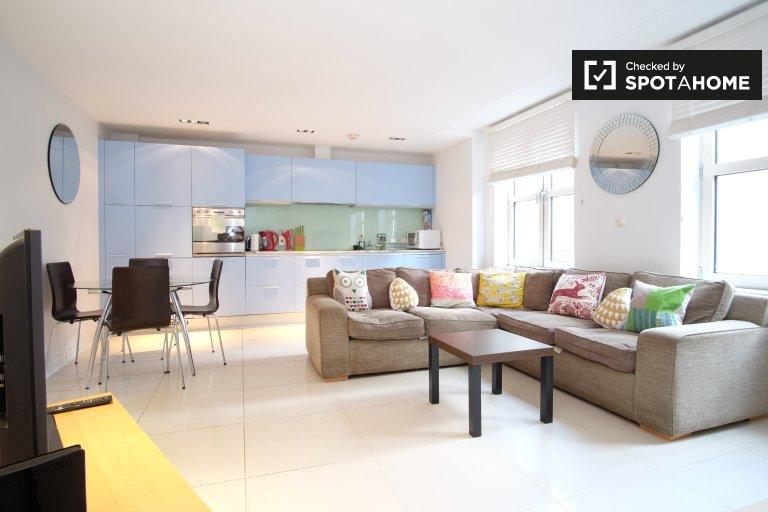 1-pokojowe mieszkanie do wynajęcia w City of London, Londyn