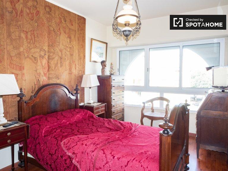 Lizbon, Olaias'da kiralık konforlu oda