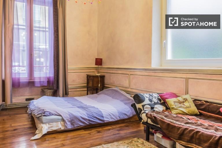 Cozy room in apartment in Arrondissement 7, Lyon