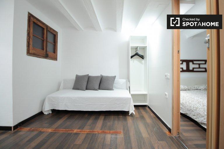 2-bedroom apartment for rent in El Born, Barcelona