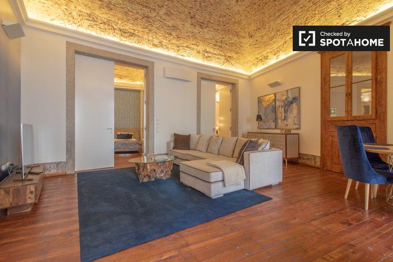2-bedroom apartment for rent in Bairro Alto, Lisboa