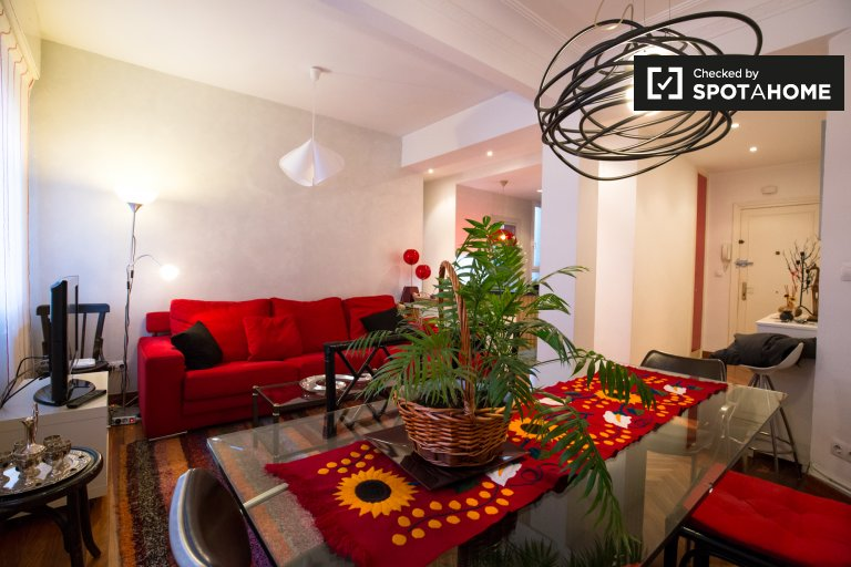 Modern 1-bedroom apartment for rent in Basurto