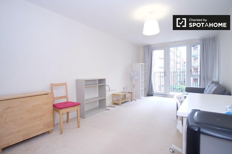 Jasne mieszkanie z jedną sypialnią do wynajęcia w Colindale w Londynie