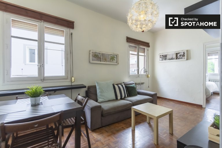 3-bedroom apartment for rent in Prosperidad, Madrid