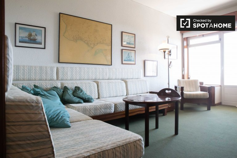 Lovely studio apartment for rent in Carcavelos, Lisbon