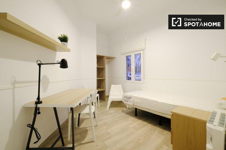 Se alquila habitación individual, apartamento de 2 dormitorios, Getafe, Madrid