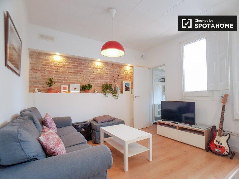 Apartamento de 4 quartos para alugar, Sant Adrià del Beso Barcelona