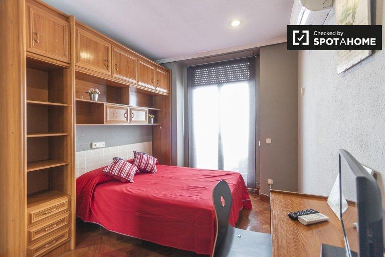 Luminoso monolocale in affitto a Centro, Madrid
