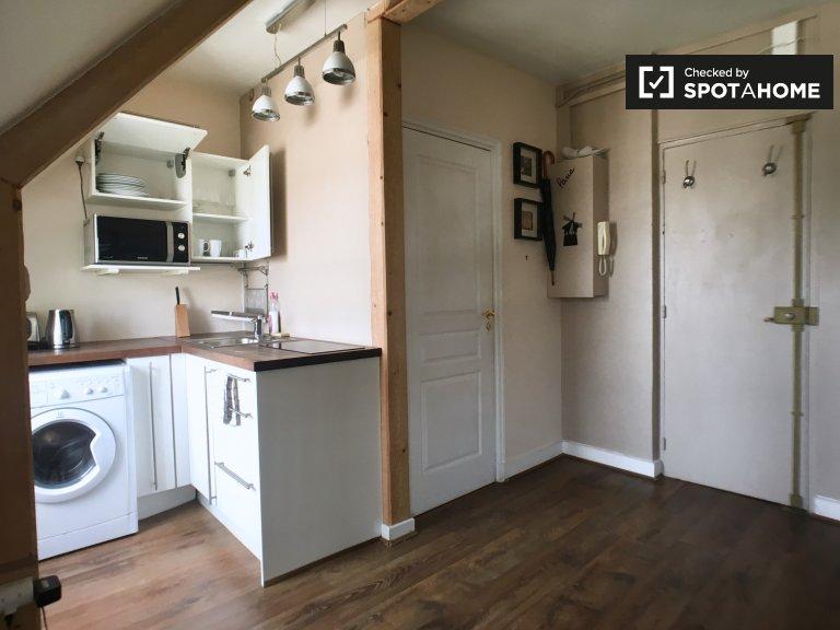 Studio apartment for rent in 1st arrondissement, Paris