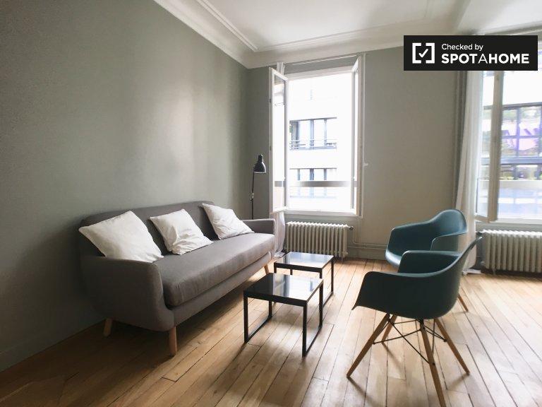 Quaint 1 camera da letto in affitto a Boulogne-Billancourt, Parigi