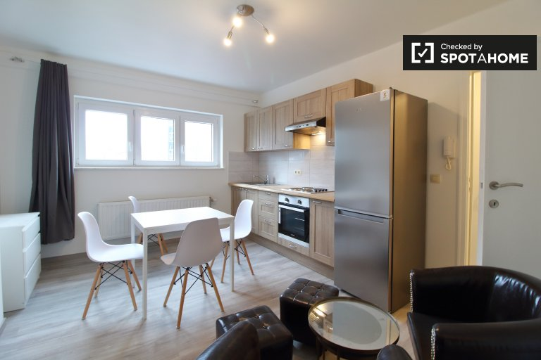 Stylish 2-bedroom apartment for rent in Uccle, Brussels