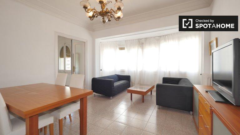 5-Zimmer-Wohnung zur Miete L'Eixample Esquerra, Barcelona