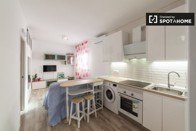 2-bedroom apartment for rent in Les Corts, Barcelona