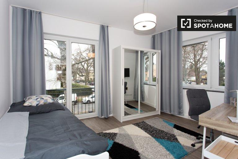 Quarto em apartamento com 4 quartos em Steglitz-Zehlendorf