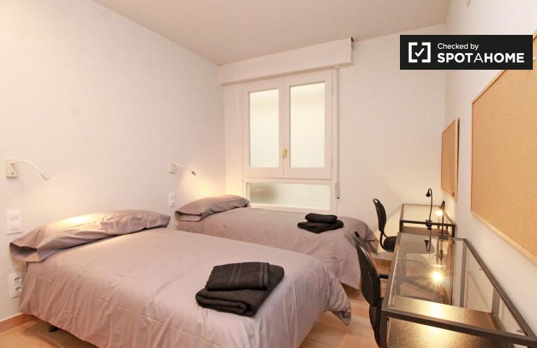 Bedroom 1 - single bed 1