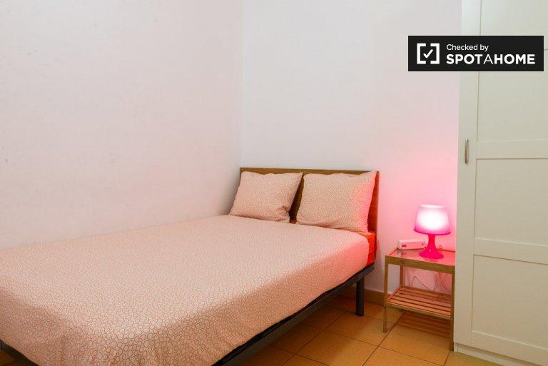 Uroczy pokój w apartamencie z 2 sypialniami w El Born, Barcelona