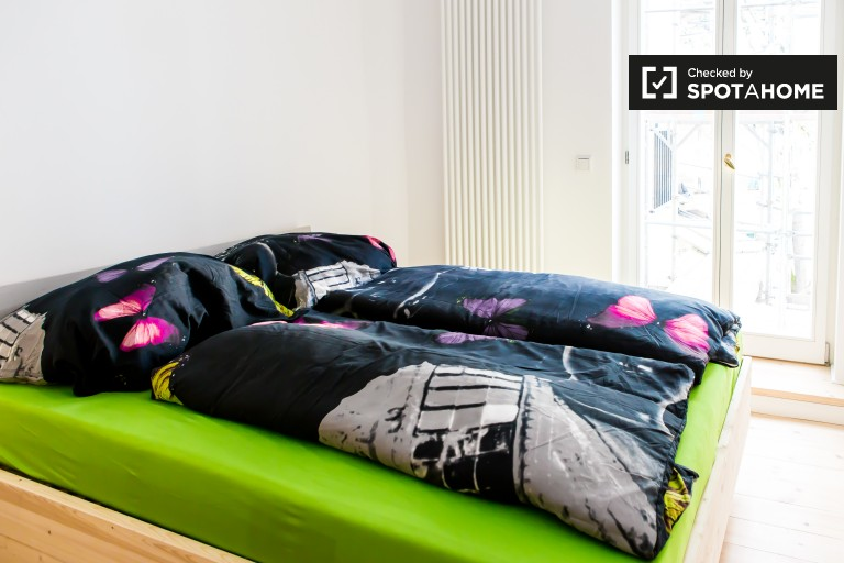 apartamento de 1 dormitorio en alquiler en Mitte, Berlín
