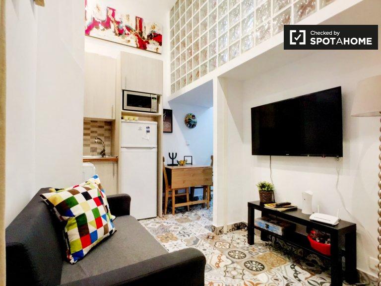 2-pokojowe mieszkanie do wynajęcia w Lavapiés, Madryt