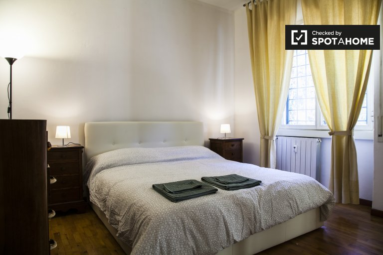 3-bedroom apartment for rent in Monte Sacro, Rome