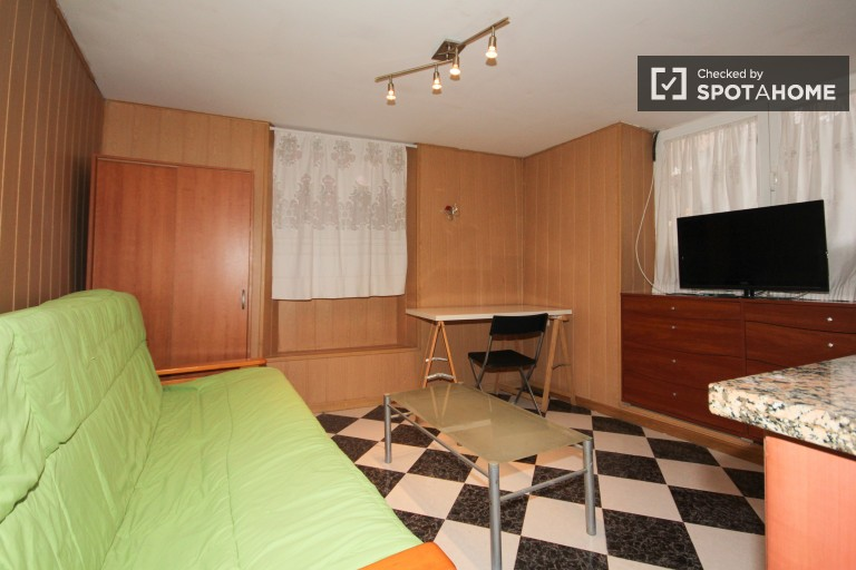 Studio for rent close to Gran Via