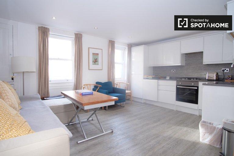 3-bedroom flat to rent in Camden, London