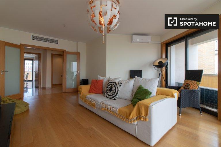 3-bedroom apartment for rent in Parque das Nações, Lisbon