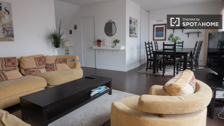 3-bedroom apartment for rent in Champigny-sur-Marne, Paris