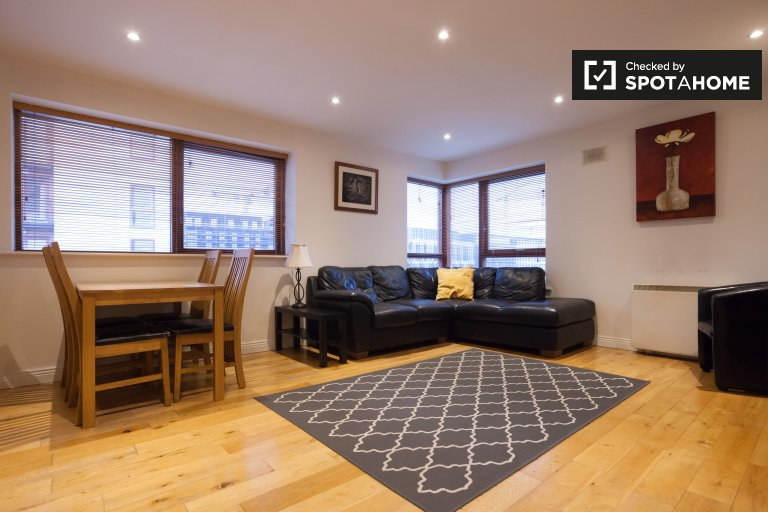 Appartamento con 3 camere da letto in affitto a North Inner City, Dunlin