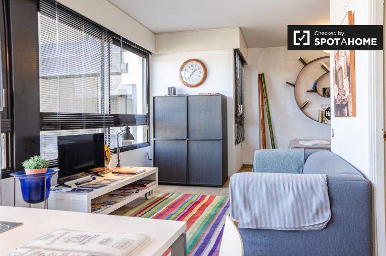 Cute studio apartment for rent in El Pla del Real, Valencia