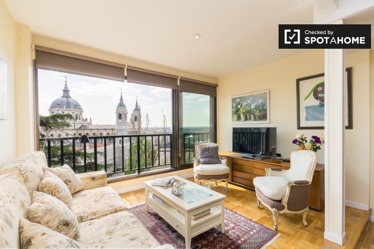 2-pokojowe mieszkanie do wynajęcia w Madrycie