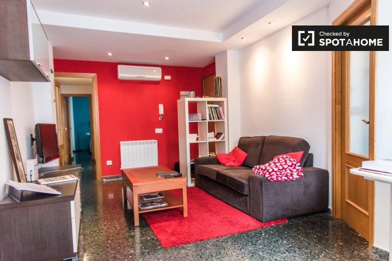 Mieszkanie z 1 sypialnią do wynajęcia w Quatre Carreres, Walencja