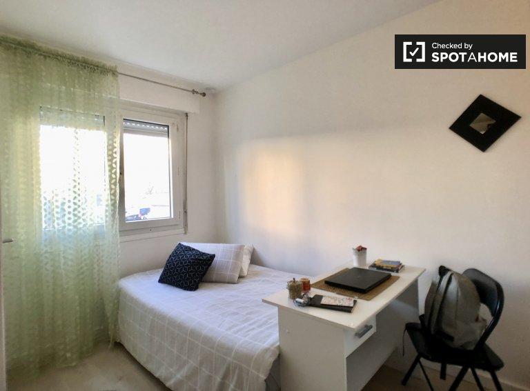 Cute studio apartment for rent in Créteil, Paris