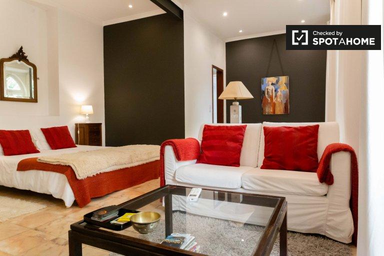 Stüdyo daire Kiralık, Santa Maria Maior, Lizbon