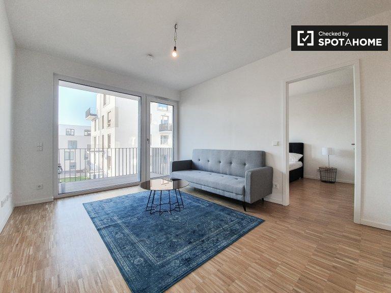 Apartamento com 1 quarto para alugar em Rummelsburg, Berlim